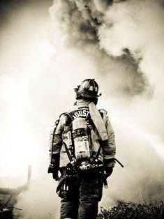 Bravery is running in when everyone else is running out. (For all our front line protectors - the military, the police, the paramedics, the firefighters...the Brave)