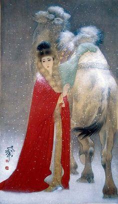 By Hejiaying Siji