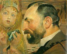 Portrait of Feliks Jasieński