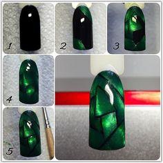 Дизайн ногтей КОШАЧИЙ ГЛАЗ – 173 фотографии