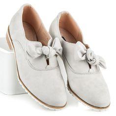 Dámske topánky s mašľou 1178-7L.G