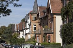 Ein Spaziergang durch St. Arnual lohnt sich: Beim Schlendern durch das grüne Viertel kann man zahlreiche historische Villen entdecken.