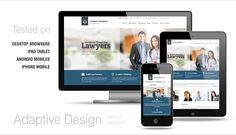 WordPress - Lawyer: Multi-Purpose Adaptive Wordpress Theme   ThemeForest