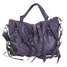 Women's Shoulder Bag with Detachable Strap-S12BAGL8813