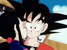 Chi-Chi & Goku