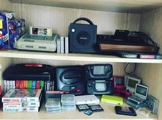 On instagram by yasmine.joy #gamegear #microhobbit (o) http://ift.tt/2bwUXVl lots more to dig out and need to organise it better. #sega  #nintendo #gameboy  #atari #mastersystem #megadrive #snes #games #ds