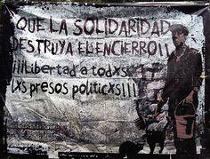INFORME: HUELGA DE HAMBRE DE LA COORDINACIÓN INFORMAL DE PRESXS EN RESISTENCIA. DÍA 12.