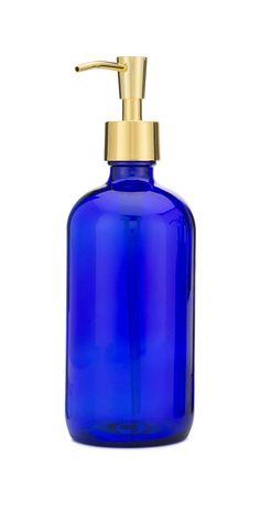 Market Glass Soap Dispenser