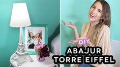 DIY: Abajur de Torre Eiffel (Passo a Passo) | Blog Les Divas