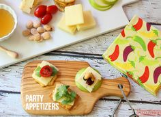 3 Last Minute Party Appetizers!