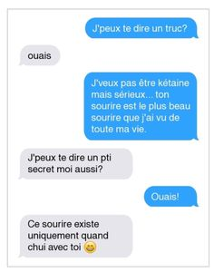 SOn Smile is a SICK thing when he 39 s with her Message Mignon, Relationship Texts, Love Text, Cute Texts, French Quotes, Photos Tumblr, Sad Girl, Kind Words, Couple Goals