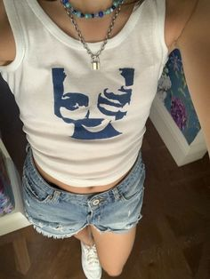 Look Fashion, Teen Fashion, Fashion Outfits, Mode Streetwear, Mode Inspiration, Cute Casual Outfits, Trendy Summer Outfits, Mode Style, Look Cool