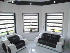 #rollo #schwarzweiß #homedesign #möbel #couchstuhl Macht Euer Zuhause schöner mit unseren Rollos.