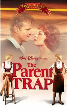 The Parent Trap : We watched this at least once a month as a Sunday family activity