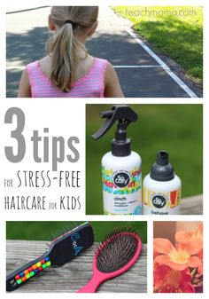 stress free haircare