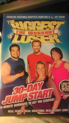 Biggest Loser The Workout DVD
