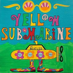 Yellow Submarine, The Beatles, Beatles