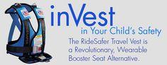 Booster seat alternative