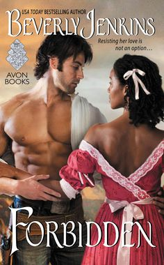 Monlatable Book Reviews: Forbidden by Beverly Jenkins