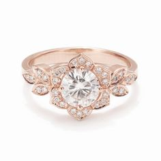 I really love this ring, but I wish it  had a white metal instead of rose gold.