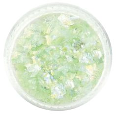 Green Mint Ice Iridescent Glitter Flakes - #glitter #glitties #flakes #shards #mylar #green Glitter Rocks, Green Glitter, Cosmetic Grade Glitter, Acrylic Set, Holographic Glitter, Arts And Crafts Projects, Gel Polish, Online Art, Mint