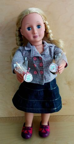 22 Best Diy American Girl Doll Crafts And Accessories Images Doll