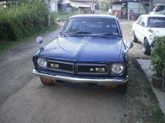 My own Sunny Excellent GL Sedan. Needs restoration. Datsun 210, Nissan Sunny, Muscle Cars, Cool Cars, Sunnies, Restoration, Vehicles, Sunglasses, Car