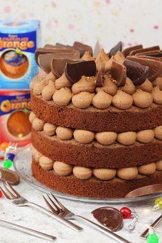 Terry's Chocolate Orange Cake! - Jane's Patisserie