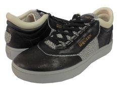Alexander McQueen x Puma Men's Shoes Sport Fashion Joust Lo III Black 35528603 #AlexanderMcQueenxPuma #FashionSneakers