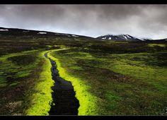 Snæfell area, Iceland