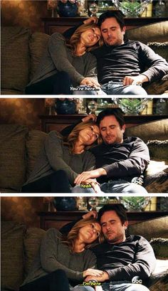3x17 Deacon and Rayna