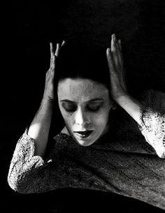 Imogen Cunningham- Martha Graham # 4, ,1931