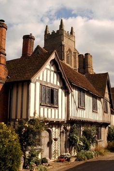 """Stoke-by-Nayland: """"One of the slightly less well-known of the Stour Valley villages, attractive Suffolk-pink Stoke-by-Nayland makes a good central base for exploring the Constable Country of the Suffolk-Essex border."""" Slow Travel Suffolk; www.bradtguides.com"""
