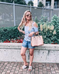 Qual é a melhor forma de se vestir para um dia bem quente de verão? Não tem mistério: você simplesmente escolhe… O post Look do Dia: Blusa florida para calor intenso apareceu primeiro em LUCIANA COUTO.