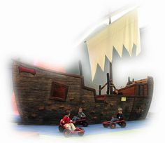 Dieser einzigartige fantasievolle Indoor-Holzspielplatz mit Spielschiff wurde durch unsere künstlerische Holzgestaltung geplant und gebaut.This unique and imaginative indoor playground was designed and build by our creative wood design company. #Robinie #Robinienholz #Spielanlage #Spielplatz #Rollenspiel #Spaß #Abenteuer #Fantasie #robinia #robiniawood #playground #playfield #park #woodenpark #roleplay #fun #fantasy #Holzboot #Spielboot #Boat #ship #playship #playboat