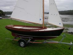 International yacht brokers with range of classic wooden small boats, such as sailing dinghy, motor launches and rowing skiffs. With a knowledgeable team to help find your perfect boat. Sailing Yachts For Sale, Sailing Dinghy, Yacht For Sale, Wooden Sailboat, Wooden Boats, Wooden Boat Kits, Small Sailboats For Sale, Big Yachts, Utility Boat
