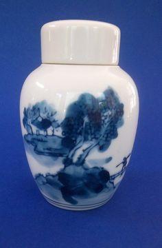 Shibata Vase Japan Porcelain Floral Gold Blue Pink Cream Gilded Butterflies Signed Stamped