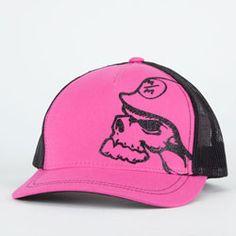 90b59e34363 Metal Mulisha Heyo Womens Trucker Hat