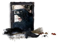 """""""Halloween"""" by mljilina ❤ liked on Polyvore featuring arte"""