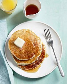test kitchen's favorite buttermilk pancakes