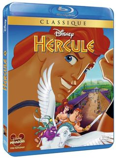 Hercule [Blu-ray]: Amazon.fr: Tate Donovan, Susan Egan, James Woods, Danny…