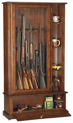 12 Gun Cabinet