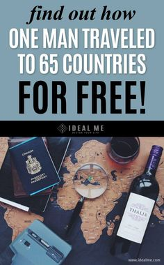 Interested In Travel But Don't Want To Spend The Money On Pricey Flights? Click…