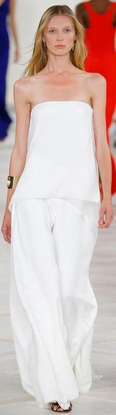 Ralph Lauren Collection Spring 2016