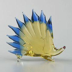 Porcupine Glass Figurine $11.99