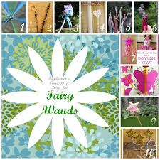 Image result for fairy wands craft