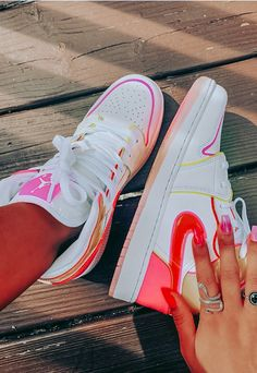 Cute Sneakers, Best Sneakers, Sneakers Fashion, Shoes Sneakers, Cool Nike Shoes, Nike Air Shoes, Baskets, Kicks Shoes, Swag Shoes