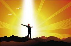 """""""Vós sois a luz do mundo. Não se pode esconder a cidade edificada sobre um monte; nem se acende uma candeia para colocá-la debaixo do alqueire, mas no velador, e alumia a todos os que se encontram na casa. Assim brilhe também a vossa luz diante dos homens, para que vejam as vossas boas obras e glorifiquem a vosso Pai que está nos céus."""" (Mateus 5.14-16)"""