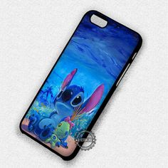 Cute Lilo And Stitch - iPhone 7 6 Plus 5c 5s SE Cases & Covers