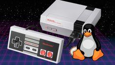 Nintendo's $60 NES Classic Runs Linux
